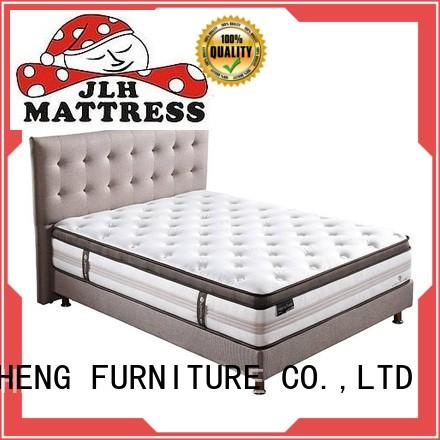 soft modern hybrid mattress pocket JLH company