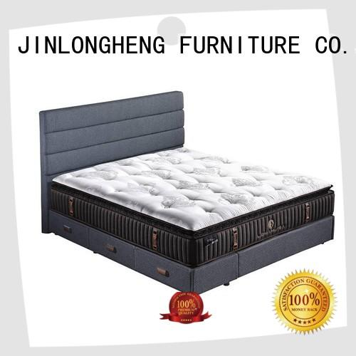 JLH high class innerspring coil mattress with Quiet Stable Motor with elasticity