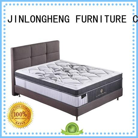 2000 pocket sprung mattress double top euro box JLH Brand twin mattress