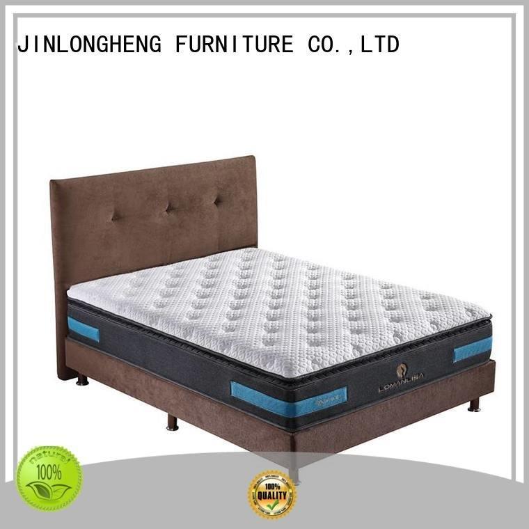 JLH california king mattress saving design green