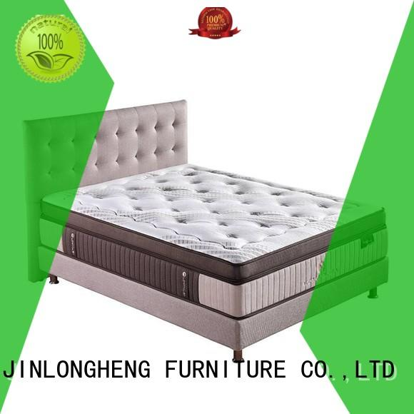 chinese Custom double top twin mattress JLH deluxe