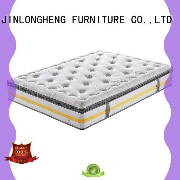 JLH breathable custom mattress with cheap price for bedroom
