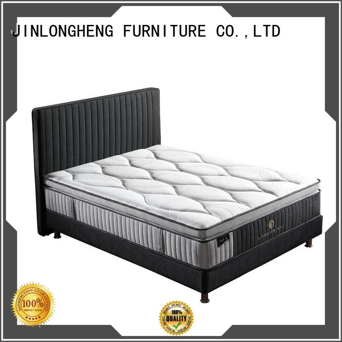 gel bread latex gel memory foam mattress JLH Brand