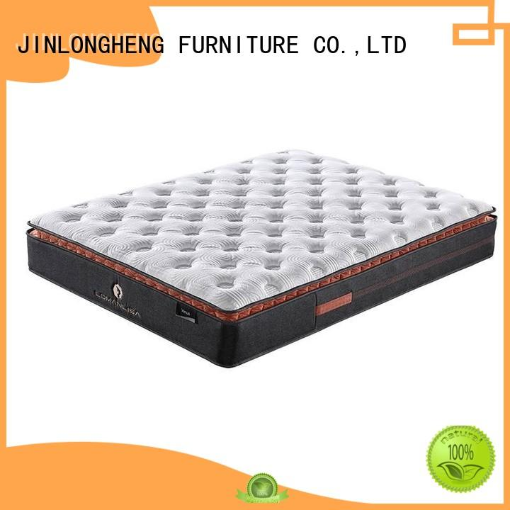durable sprung mattress comfort High Class Fabric delivered directly