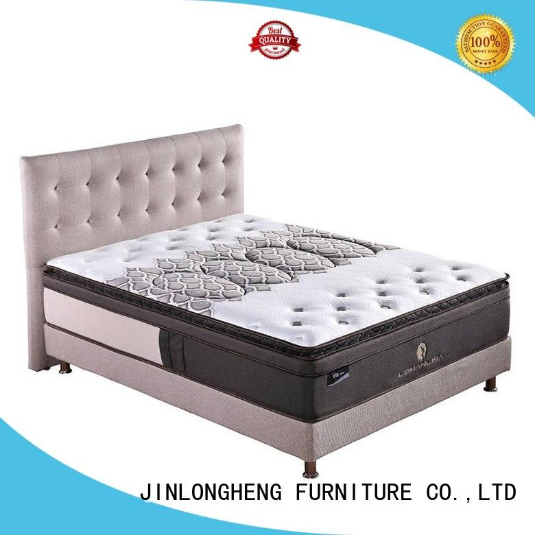 design Custom perfect compress memory foam mattress gel JLH