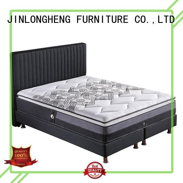 selling density quality latex compress memory foam mattress JLH