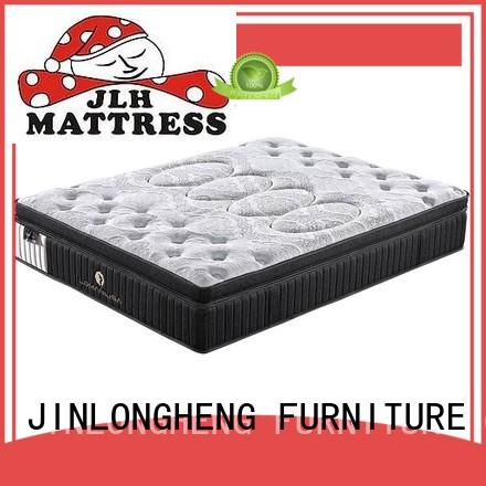 Nature Latex 5 Zoned Pocket Spring Mattress with Cooling Fabric and Convoluted Foam