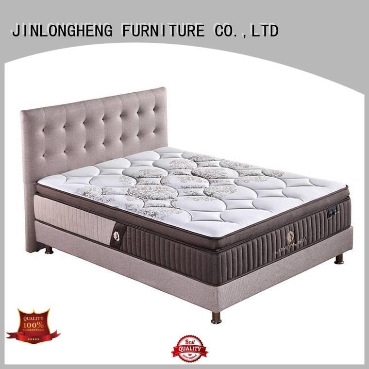 JLH Brand foam natural king size latex mattress perfect supplier