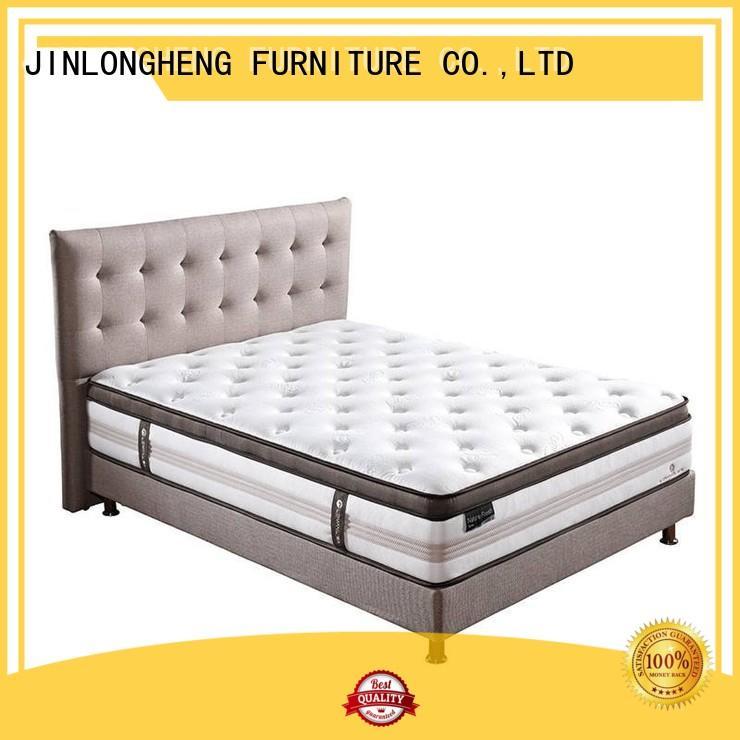 sealy posturepedic hybrid elite kelburn mattress spring sleeping density JLH Brand company