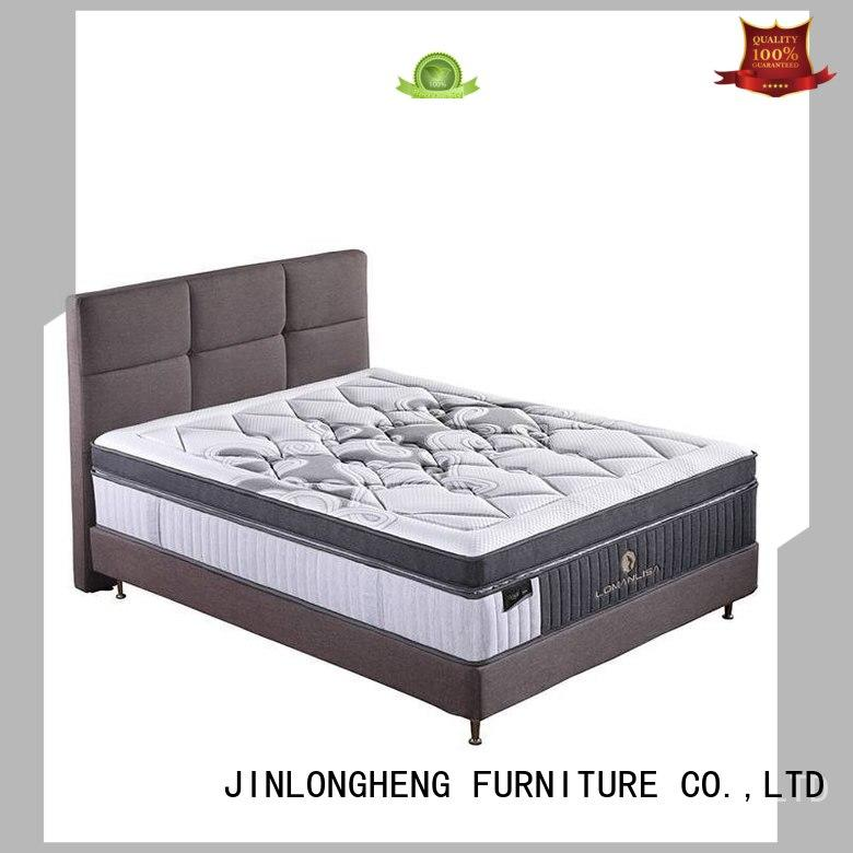cost innerspring coil mattress Comfortable Series with elasticity JLH