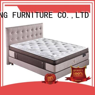 JLH inexpensive cheap king size mattress China Factory delivered easily