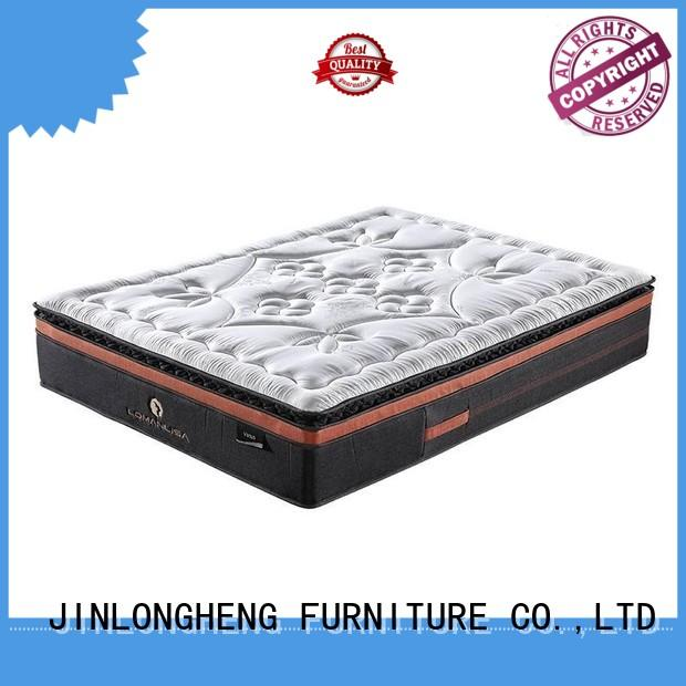 natural vacuum royal compress memory foam mattress chinese JLH Brand