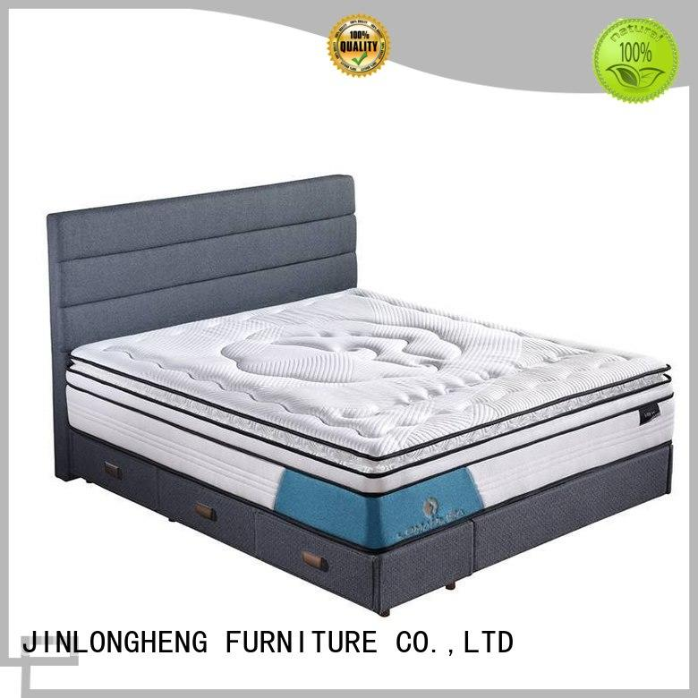 breathable cooling JLH Brand cool gel memory foam mattress topper