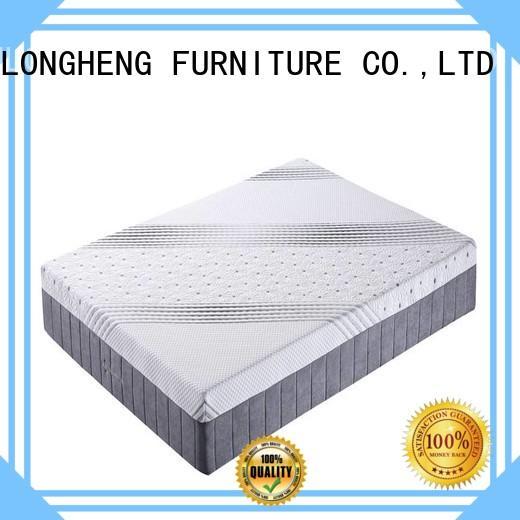 00FK-09 | Comfortable Sleep 10 Inch Top Memory Foam Mattress with zipper