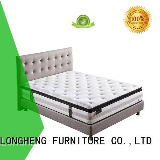 natural modern hybrid mattress quality JLH Brand