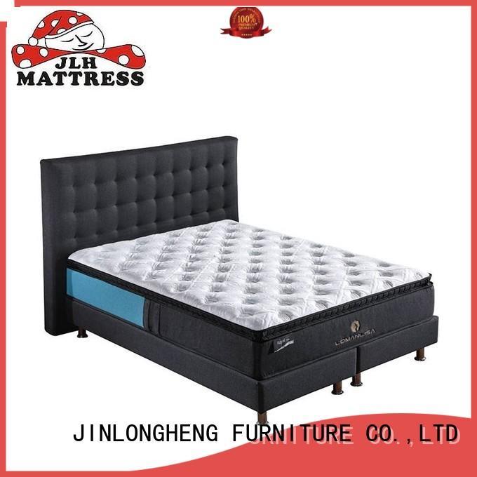 JLH Brand perfect unique cool gel memory foam mattress topper