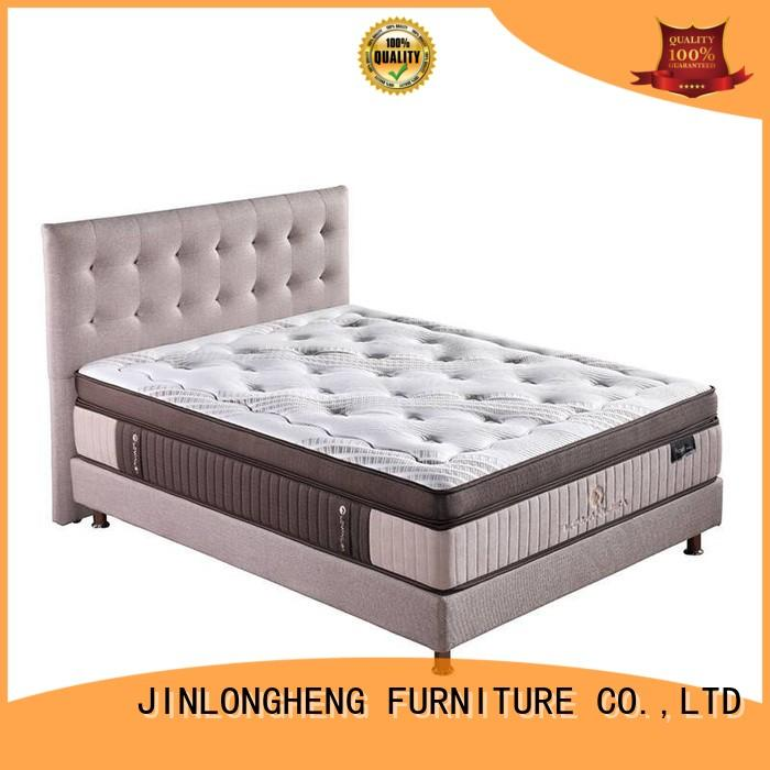 JLH classic waterproof mattress protector density with softness