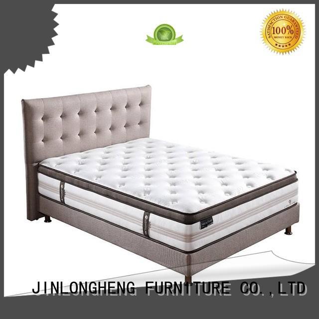 breathable sponge comfort hybrid mattress JLH Brand