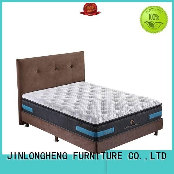 JLH reasonable innerspring hybrid mattress China Factory