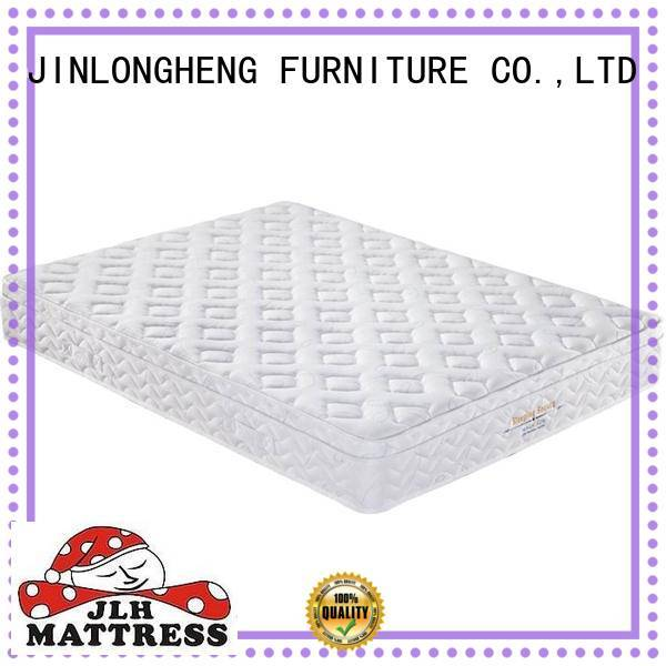 34CA-06 | Continuous Spring Mattress For Hotel Using With Euro Top Design