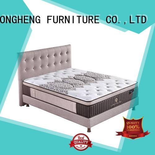 memory latex compress memory foam mattress selling natural JLH company