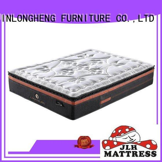 selling natural JLH cool gel memory foam mattress topper