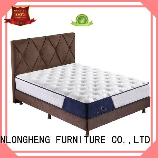 luxury innerspring foam mattress selling comfortable JLH company