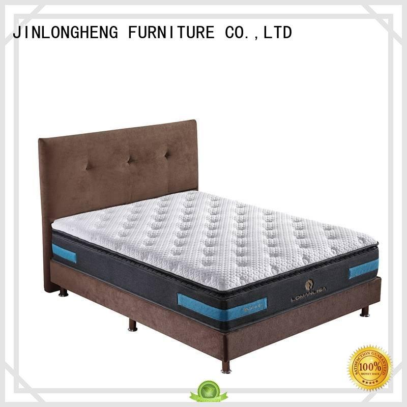 Custom raw innerspring foam mattress sale JLH