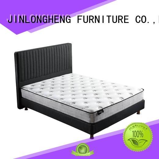 JLH durable miralux mattress High Class Fabric for hotel