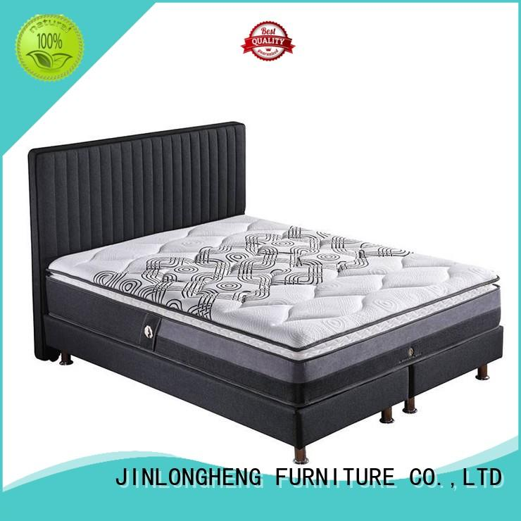 Quality JLH Brand cooling design compress memory foam mattress