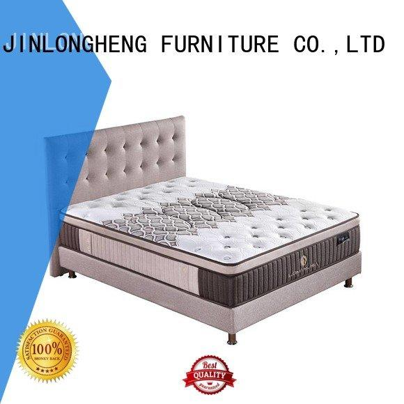 JLH unique cool gel memory foam mattress topper wool