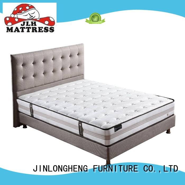 JLH Brand green soft certified innerspring foam mattress