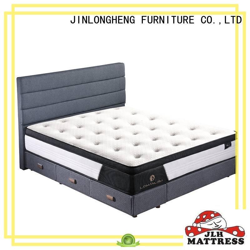 comfortable natural hybrid mattress mattress JLH Brand