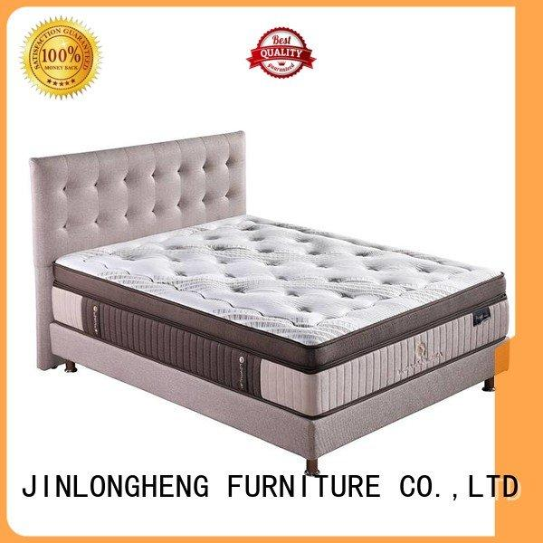 JLH 2000 pocket sprung mattress double pocket box spring mattress