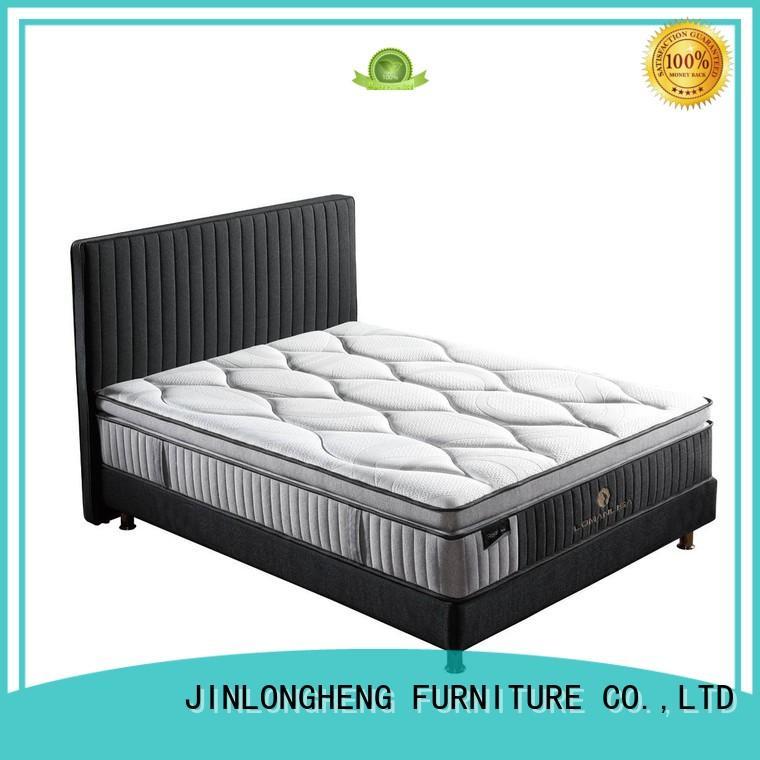 luxury hand sleep king size latex mattress JLH Brand