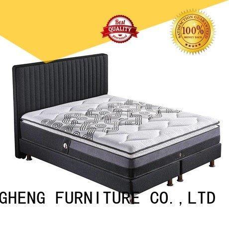 cool gel memory foam mattress topper sleep compress memory foam mattress JLH Brand