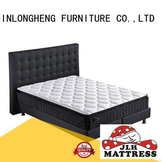 JLH chinese hypoallergenic mattress with Quiet Stable Motor