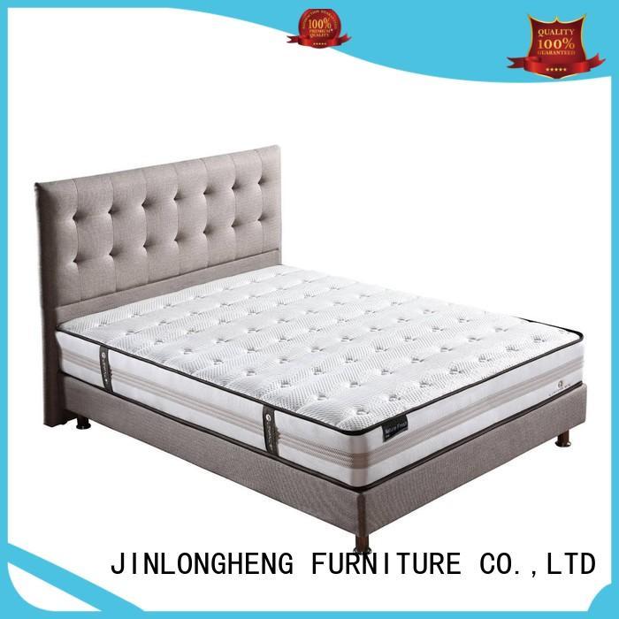 adjustable innerspring coil mattress High Class Fabric for guesthouse JLH