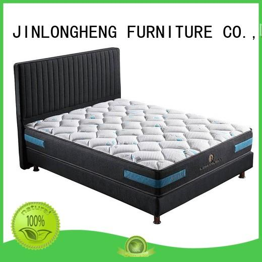 JLH inexpensive euro top mattress with cheap price for hotel
