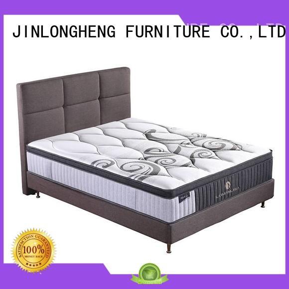 gel vacuum breathable compress memory foam mattress luxury JLH