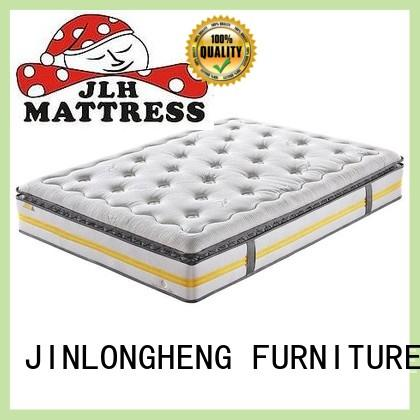 JLH double trundle mattress High Class Fabric for bedroom