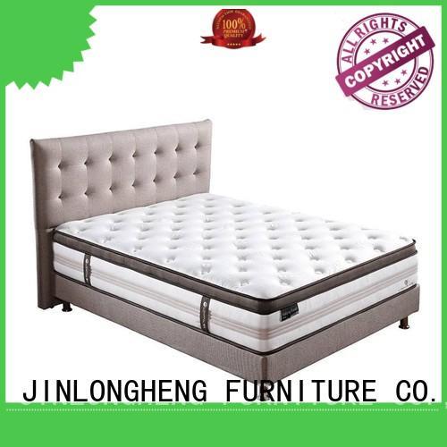 porket quality pocket soft JLH Brand hybrid mattress supplier