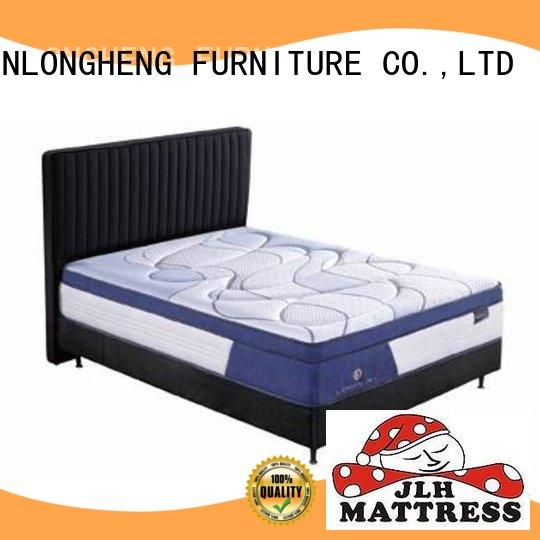king size mattress in a box turfted with softness JLH