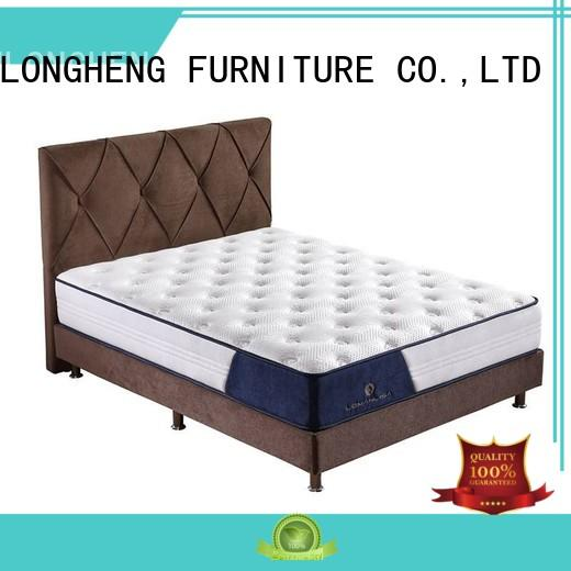compressed Custom quality foam innerspring foam mattress JLH bed