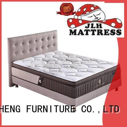 king size latex mattress top pocket by JLH Brand latex gel memory foam mattress