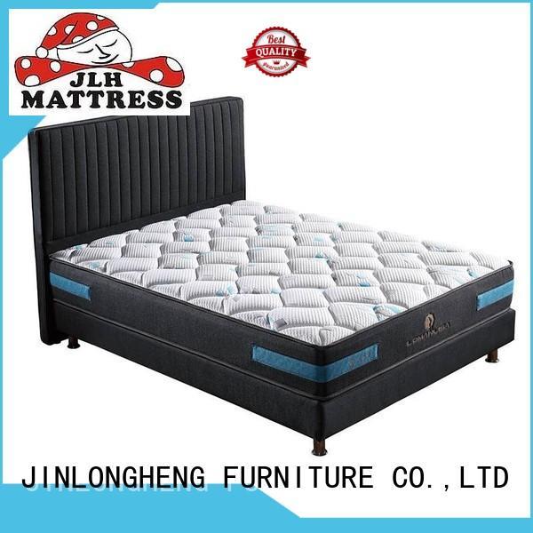 cost Custom raw innerspring foam mattress spring JLH
