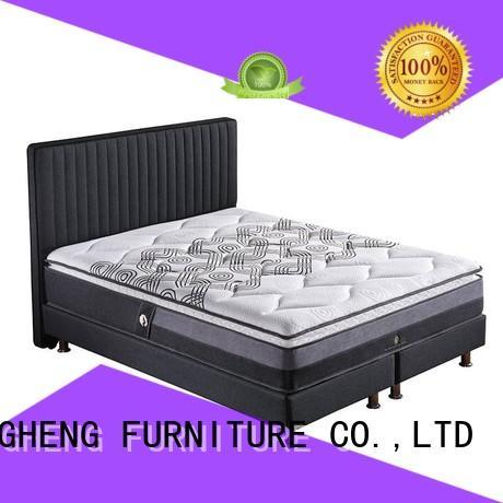 cool gel memory foam mattress topper foam JLH Brand compress memory foam mattress