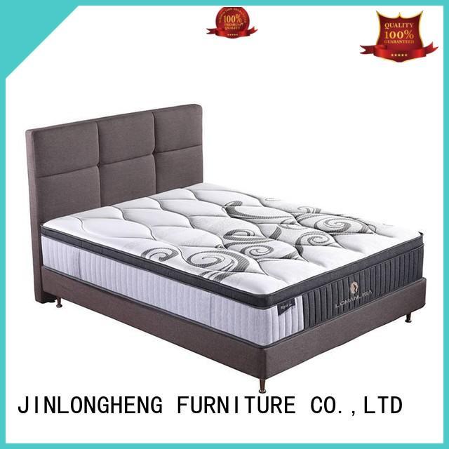 vacuum memory cool gel memory foam mattress topper JLH Brand