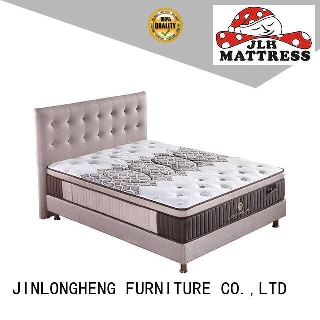 latex density packed JLH Brand cool gel memory foam mattress topper factory