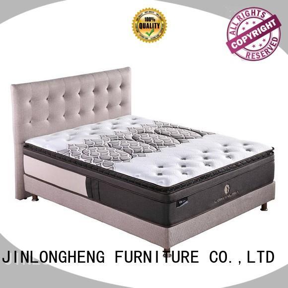 JLH Brand sleep cooling gel compress memory foam mattress manufacture